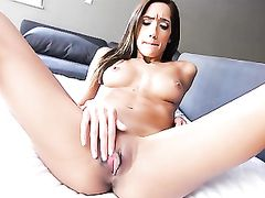 Skinny Fit Girl Fucked In Her Perfect Pussy