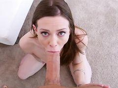 His Flexible Teenage Lady Likes Deep Anal Sex