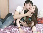 Romantic Missionary Fuck Between The Young Couple