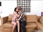 Fucking In Every Position With A Skinny Teenage Babe