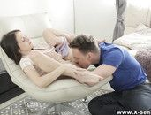 Teen Passion In A Foreplay And Fuck Video