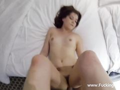 Chick In A Miniskirt Is Here To Get Fucked