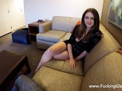 POV Fucking Of A Curvy Girl Is A Thrilling Experience