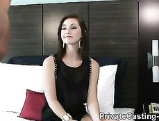 Sexy Cocksucking Natalie Lust Fucked In Her Hot Cunt