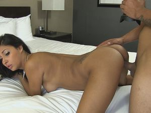 Hot Girl Is Great In Her Casting Porn Video