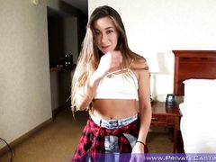 He Gets Cassidy Klein To Ride His Big Dick Lustily