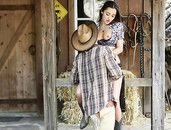 Dani Daniels Is The Hottest Hardcore Cowgirl Ever