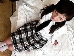 Schoolgirl Ass Slowly Stuffed Full Of Big Cock