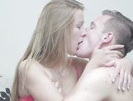 Happy Couple Has Blistering Hot Anniversary Sex