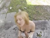 Big Tits And Ass On His Hardcore POV Slut