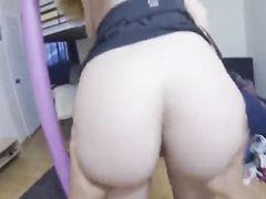 Big Tits And Ass On His Hardcore POV Slut