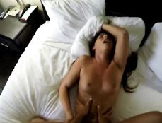 Leggy Escort In Leopard Print Fucked For Money