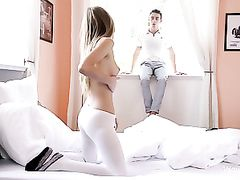 Watching His Lady Masturbate Is Intensely Arousing
