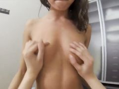 Fucking In POV With A Russian Girl And Her Gorgeous Body