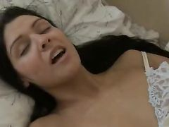 Teen Has A Real Orgasm From Her Vibrator