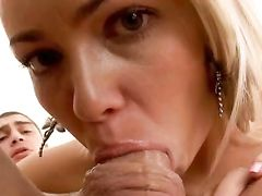 Big Dick Anally Stretches A Blonde Teen Beauty
