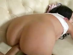 Champagne Makes Her Horny For Hardcore Sex