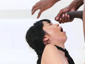 Schoolgirl Takes BBC In Her Asian Teen Pussy