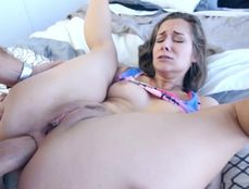 Anal Fucking Makes Cassidy Klein A Happy Girl