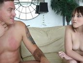 Teen Begs Him To Pull Out But He Cums Inside Her