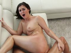 Brittany Shae And Her Perfect Oiled Ass In A Fuck Scene
