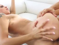 Itty Bitty Pornstar Holly Hendrix Fucked Hard