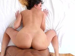 BBC Pussy Stretching Sex With Cute Brooke Myers