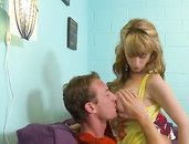 Babe With A Sex Doll Body Has Great Hardcore Sex