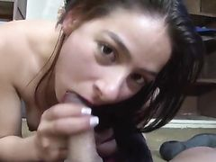 Suck Slut Climbs On Him And Rides With Her Wet Pussy