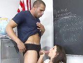 Big Butt Schoolgirl Charity Bangs Fucked Hardcore