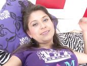 Licking Amateur Latina Pussy Before Fucking It