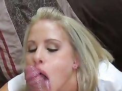Getting Rough With Jessica Nix Makes Her Cum