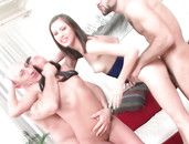 Bad Girls Will Do Anything In A Hardcore Foursome