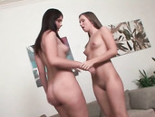 Lesbian Foreplay Turns Her On To Get Fist Fucked