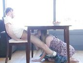 Young Redhead Desires Lovemaking In The Morning