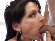 Latina Anal Babe Has Breathtaking Big Titties
