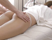 Slutty Massage Girl Just Wants To Get Fucked