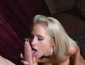 Jessica Nix Gives A Perfect POV Blowjob