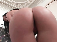 Buxom Slut With Tight Holes Does Anything For Him