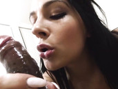 Slut Wraps Her Lips And Fingers Around Your Dick