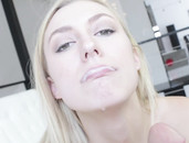 Hot Cocksucking Gets Alexa Grace A Load Of Cum