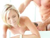 Honey Drips Off Her Ass As Dakota Skye Sucks Cock