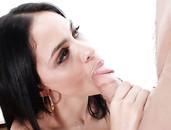 Jasmine Caro Takes Big Cock Balls Deep In Her Cunt
