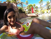 Balling Chloe Amour In POV And Cumming Hard