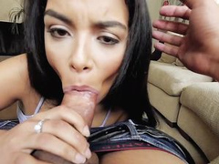 Cumming Inside Your Latina Stepsister Is Amazing