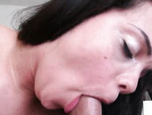 Cum Floods The Mouth Of A Latina Hardcore Slut