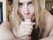 Hot Cocksucking Stepsister Likes Being Filmed