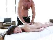 Massage Foreplay And Hot Fuck With Kacy Lane