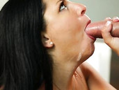 Fucking The Hot Milf And Cumming In Her Mouth