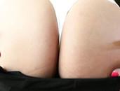 Slippery Pussy Pornstar Anissa Kate Makes Love